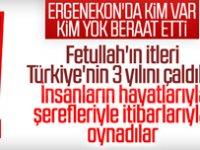 Ergenekon davasında karar çıktı