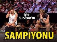 İşte Survivor 2019'un şampiyonu