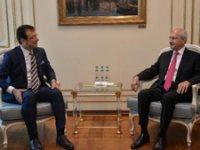 CHP lideri Kılıçdaroğlu İBB'yi yıllar sonra ikinci kez ziyaret etti