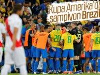 Brezilya Kupa Amerika'da şampiyon