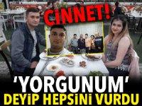 Adana'da astsubay cinnet sonucu eşi ve kayınpederini öldürdü