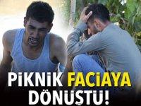 Diyarbakır'da piknik faciaya dönüştü!