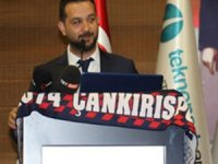 1074 Çankırıspor'a Başkent Ankara'da destek organizasyonu