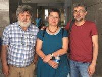 Özgür Gündem davasında Önderoğlu, Fincancı ve Nesin beraat etti