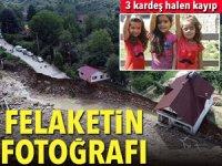 Düzce'de sel felaketi! Esmahanım köyü ağlıyor