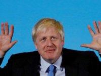 Boris Johnson halktan tam yetki aldı