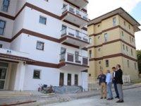 Çankırı'da 2. Etap TOKİ konutlarında anahtar teslimi
