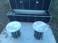 Çankırı Belediyesi, mezarlığın sularını kesti!