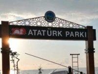 Fındıklı Kaymakamlığı 'Atatürk Parkı' isminde kamu yararı görememiş!