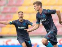 Sparta Prag: 2 - Trabzonspor: 2