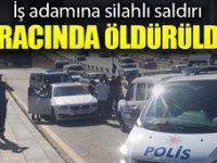 Ankara'da cinayet! İş insanı silahlı saldırı sonucu hayatını kaybetti!
