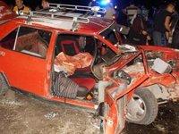 Ankara'da çifte trafik kazası: 3 ölü, 4 yaralı