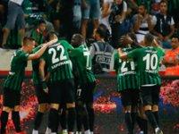 Yukatel Denizlispor: 2 - Galatasaray: 0