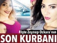 'Zeynepbank'ın son kurbanı