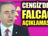 Mustafa Cengiz'den Falcao cevabı: Ahiret sorusu