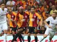 Galatasaray: 1 - Konyaspor: 1