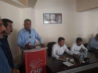 CHP'nin toplantısında Veli Ağbaba'ya tek kurşun!