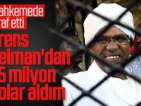 Sudan'ın devrik lideri Beşir'den bomba itiraf!