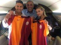 Falcao geliyor, Galatasaraylı bayram ediyor