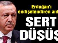 Erdoğan son bir yılda 10 puan geriye gitti!