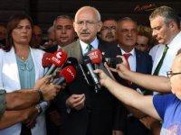 Kılıçdaroğlu'ndan kararla ilgili ilk açıklama: Adalet yok bu ülkede