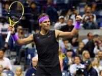 ABD Açık'ta finalin adı: Nadal - Medyedev