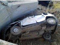 Erzurum'da korkunç kaza! 2'si çocuk 5 kişi öldü