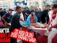 Irak'ta izdiham: Onlarca ölü ve yaralı var