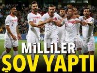 Moldova: 0 - Türkiye: 4