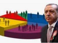Erdoğan'a anket şoku! AKP seçmeni partiyi terk ediyor!