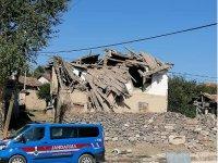 Çankırı/Çerkeş'de 3 dakika ara ile 2 deprem!