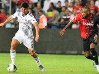 Gazişehir FK: 3 - Beşiktaş: 2