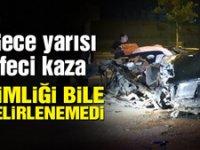 Başkent'de polis kovalamacısı sonucu kaza: 2 Ölü