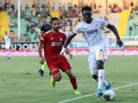 Aytemiz Alanyaspor: 1 - DG Sivasspor: 1