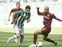 İttifak Holding Konyaspor: 2 - İstikbal Mobilya Kayserispor: 1