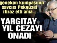 Ergenekon davası savcısına 7 yıl 6 ay hapis cezası