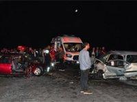 Manisa'da kaza: 1 Ölü, 6 yaralı