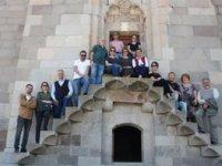 'Türk Dünyası Çankırı Resim Çalıştayı' tamamlandı