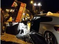 Son dakika... Çankırı'da özel oto traktöre arkadan çarptı: 2 Ölü