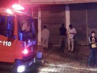 Diyarbakır'da kendisini ve ailesini benzin dökerek ateşe verdi