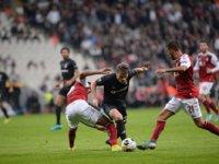 Beşiktaş: 1 - Braga: 2