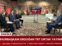 Erdoğan: ABD'ye giderken mektubu da yanımda götüreceğim