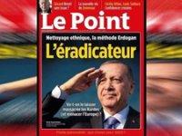Erdoğan'dan Fransız dergisi Le Point'e suç duyurusu