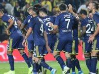 Fenerbahçe: 5 - İttifak Holding Konyaspor: 1