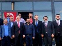 AKP'li vekiller 29 Ekim Cumhuriyet Bayramı törenlerini değil, lokantayı tercih etmişler!