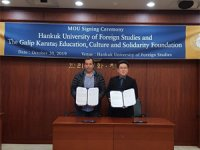 Galip Karataş Eğitim Kültür Vakfı'ndan Çankırılı üniversite öğrencilerine Kore fırsatı