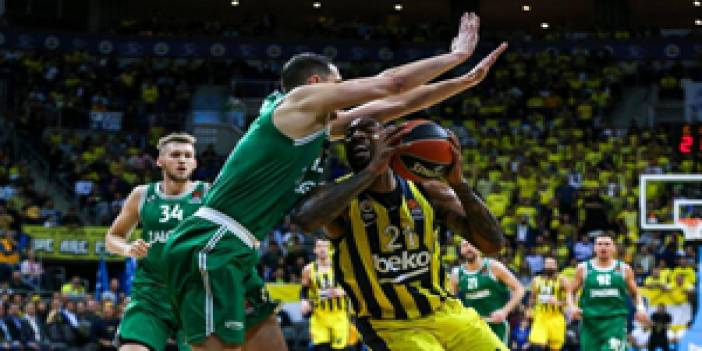 Fenerbahçe Beko: 76 - Zalgiris  Kaunas: 79