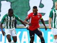 İttifak Holding Konyaspor: 1 - Gençlerbirliği: 1