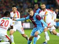 Trabzonspor: 0 - Göztepe: 1