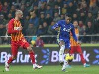 İstikbal Mobilya Kayserispor: 1 - Fenerbahçe: 0